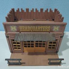 Playmobil: PLAYMOBIL CASA HEADQUARTERS FUERTE OESTE.... Lote 267044639
