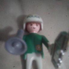 Playmobil: PLAYMOBIL ANTIGUO POLICÍA DE 1974 OPORTUNIDAD ÚNICA MODELO ALEMAN USADO. Lote 267453999