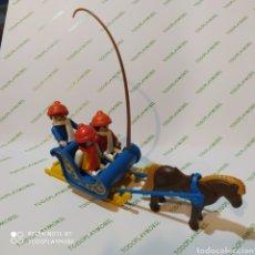 Playmobil: PLAYMOBIL TRINEO CON NIÑOS. Lote 267804409