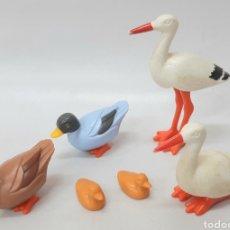 Playmobil: PATOS Y CIGUEÑAS PLAYMOBIL ANIMALES. Lote 269045578