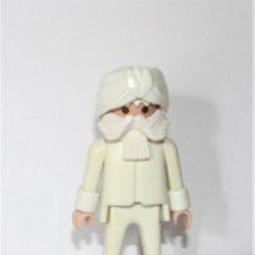 Playmobil: PLAYMOBIL MEDIEVAL FIGURA SERIE BLANCA ARABE DESIERTO SULTAN. Lote 269204948