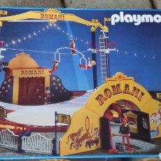 Playmobil: CIRCO ROMANI PLAYMOBIL REFERENCIA 3720 MAS QUE COMPLETO Y EN SU CAJA.. Lote 269211683