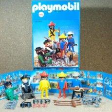 Playmobil: PLAYMOBIL 3241 ANTEX COMPLETO CON CAJA, VAQUEROS Y MEXICANOS OESTE WESTERN PRIMERA ÉPOCA KLICKY. Lote 269502143