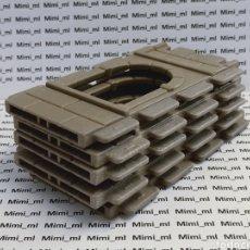 Playmobil: PLAYMOBIL 5 PAREDES PLANAS STECK VENTANA CASTILLO MEDIEVAL 3666 3667. Lote 273724273