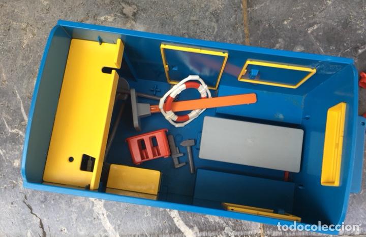 Playmobil: Playmobil 3760 , contenedor de obras,Geobra 1974 ideal coleccionistas - Foto 6 - 275099933