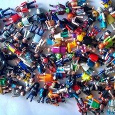 Playmobil: PLAYMOBIL, LOTE DE FIGURAS. MÁS DE 100. LAS DE LAS FOTOS. Lote 276206703