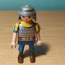 Playmobil: PLAYMOBIL MUÑECO HOMBRE SOLDADO MEDIEVAL OESTE CIUDAD. Lote 277081573