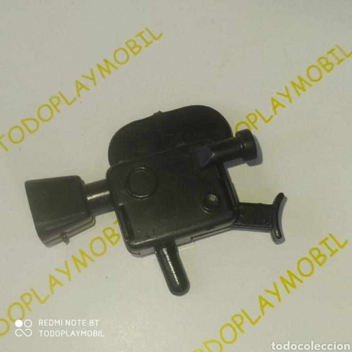 PLAYMOBIL CÁMARA TVI (Juguetes - Playmobil)