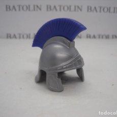 Playmobil: PLAYMOBIL CASCO MEDIEVAL ROMANO CASTILLO ARMAS. Lote 277266598