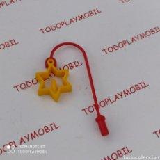 Playmobil: PLAYMOBIL JUGUETE ADORNO NAVIDEÑO. Lote 277445563