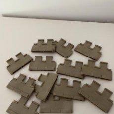 Playmobil: PLAYMOBIL MEDIEVAL CASTILLO PIEZA FACHADA TORRE 13 PIEZAS. Lote 277613028