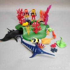 Playmobil: PLAYMOBIL REF. 4488 SUBMARINISTAS. Lote 277632503