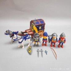 Playmobil: PLAYMOBIL REF. 3314 CARRO DEL TESORO. Lote 277634513
