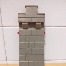 Playmobil: PLAYMOBIL SYSTEM X TRAMO MURALLA CASTILLO MEDIEVAL. Lote 277727633