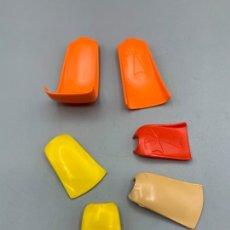 Playmobil: PLAYMOBIL DELANTALES CAPAS ARMERO MARCAS CUELLO USO SOLDADOS MEDIEVALES PRIMERA ÉPOCA. Lote 278209983