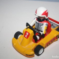 Playmobil: PLAYMOBIL PILOTO KART. Lote 278572843