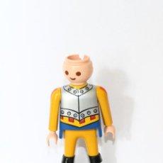 Playmobil: PLAYMOBIL MEDIEVAL FIGURA SOLDADO CORACERO ESPAÑOL CONQUISTADOR. Lote 278574093