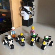 Playmobil: LOTE DE PLAYMOBIL POLICIA MOTORIZADA. Lote 284157983