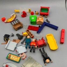 Playmobil: PLAYMOBIL LOTE DESPIECE SURTIDO VARIADO COMPLEMENTOS FIGURA. Lote 286371843