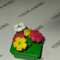 Playmobil: PLAYMOBIL MACETEROS CON FLORESB. Lote 287058288