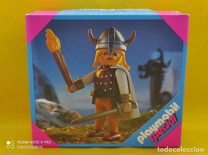 PLAYMOBIL VIKINGO SPECIAL REF 4519 (Juguetes - Playmobil)
