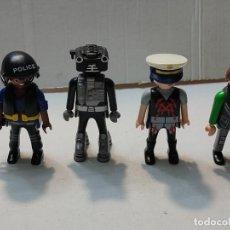 Playmobil: LOTE PLAYMOBIL ROBOT,POLICÍAS LOS DE LAS FOTOS. Lote 289537973