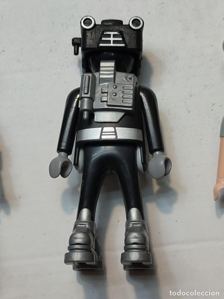 Playmobil: Lote Playmobil Robot,Policías los de las fotos - Foto 2 - 289537973