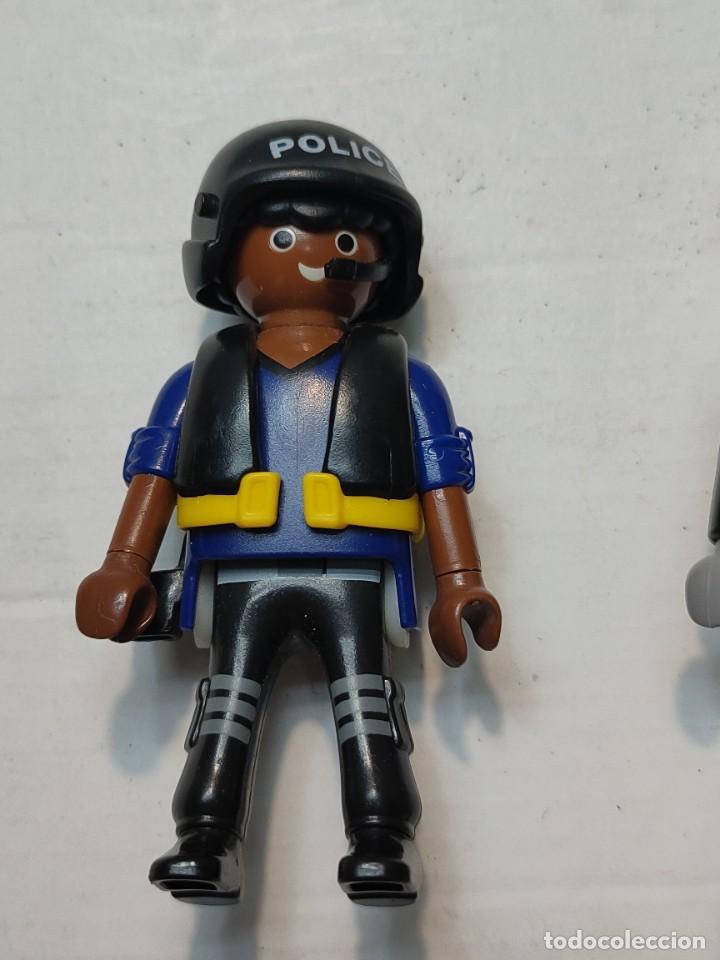Playmobil: Lote Playmobil Robot,Policías los de las fotos - Foto 3 - 289537973