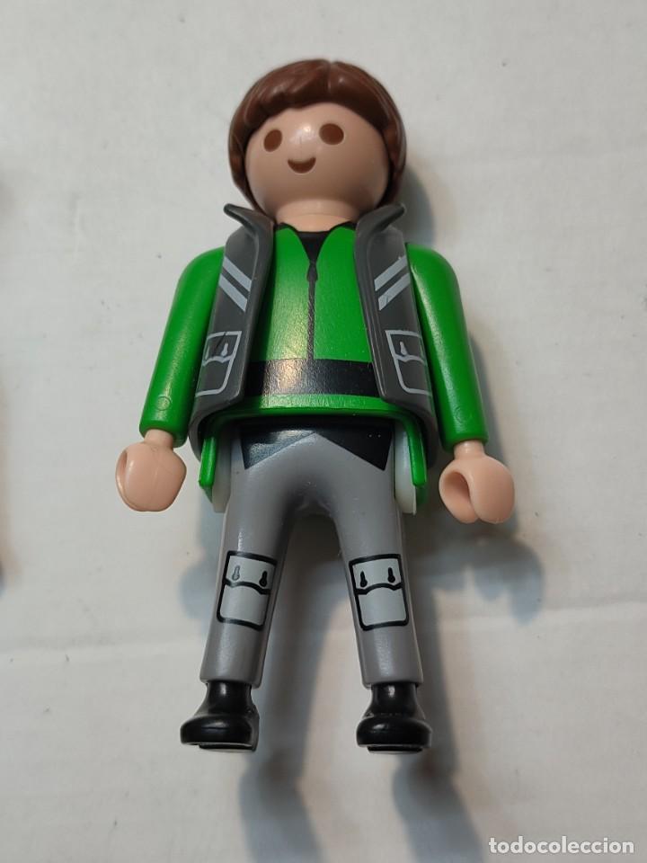 Playmobil: Lote Playmobil Robot,Policías los de las fotos - Foto 5 - 289537973