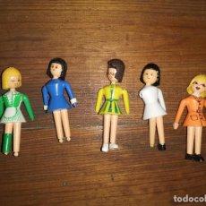 Playmobil: LOTE DE CINCO MISS AIRGAM. Lote 290250133
