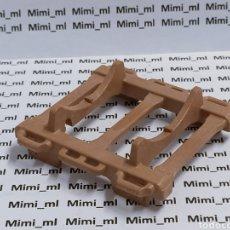 Playmobil: PLAYMOBIL PLATAFORMA CASTILLO MEDIEVAL ASEDIO. Lote 290730508