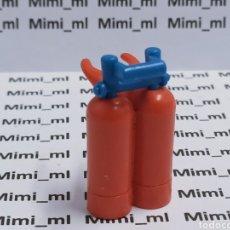 Playmobil: PLAYMOBIL BOMBONAS OXÍGENO BUCEO PRIMERA ÉPOCA. Lote 290862308