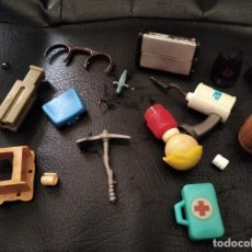 Playmobil: PLAYMOBIL - LOTE DE 15 PIEZAS ACCESORIOS VARIADOS.. Lote 292581193