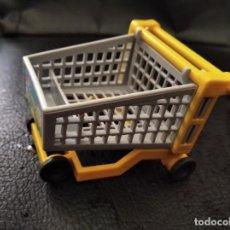 Playmobil: PLAYMOBIL - CARRITO DE LA COMPRA. Lote 292581638