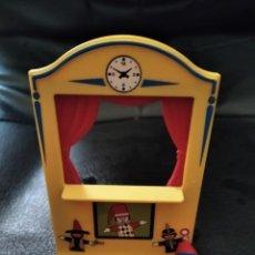 Playmobil: PLAYMOBIL - GUIÑOL PUESTO DE MARIONETAS. Lote 292581708