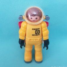 Playmobil: FIGURA ESPECIAL BUZO DE PLAYMOBIL REF 4479. Lote 293860183