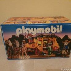 Playmobil: PLAYMOBIL REF.3803 DILIGENCIA NARANJA. Lote 294133888