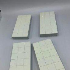 Playmobil: PLAYMOBIL PLATAFORMA PLANA PARA ESTACIÓN DE TREN 4370. Lote 294962458