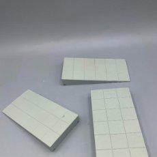 Playmobil: PLAYMOBIL PLATAFORMA CON RAMPA PARA ESTACIÓN DE TREN 4370. Lote 294962498