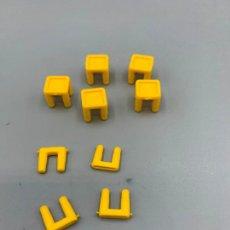 Playmobil: PLAYMOBIL CONECTORES PARA PLATAFORMA 4370. Lote 294962538