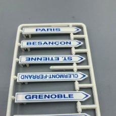 Playmobil: PLAYMOBIL LETREROS NUEVOS 3487. Lote 294963008