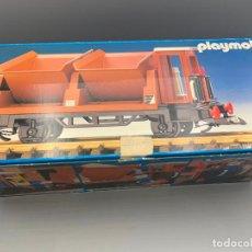 Playmobil: PLAYMOBIL 4112 CAJA VACÍA VAGÓN DE CARGA. Lote 294963078