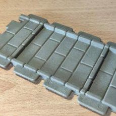 Playmobil: PLAYMOBIL STECK PARED MURO ANTIGUO FAMOBIL CASTILLO GRANJA PUEBLO. Lote 295280718