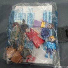 Playmobil: PLAYMOBIL REF.6323 FAMILIA VAQUERA NUEVA EN SU BOLSA SIN ABRIR. Lote 295289353