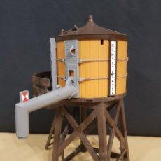 Playmobil: DEPÓSITO DE AGUA TREN OESTE, WESTERN DE PLAYMOBIL, REF 6215. Lote 297148473