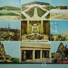 Postales: 3584 W W I - LE VIEIL ARMAND FRANCIA FRANCE PRIMERA GUERRA MUNDIAL COSAS&CURIOSAS. Lote 3790243