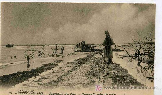 POSTAL DE GUERRA 1914-1916 (Postales - Postales Temáticas - I Guerra Mundial)