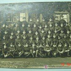 Postales: 9246 INGLATERRA ENGLAND UK - FOTO POSTAL MILITAR MILITARY WORL WAR I - COSAS&CURIOSAS. Lote 5753860