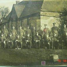 Postales: 9247 INGLATERRA ENGLAND UK - FOTO POSTAL MILITAR MILITARY WORLD WAR I - COSAS&CURIOSAS. Lote 5753857