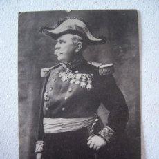 Postales: POSTAL DE 1ºGUERRA MUNDIAL: GENERAL JOFFRE, GENERALISSIME DES ARMEES FRANÇAISES (CIRCULADA 1914). Lote 20762289